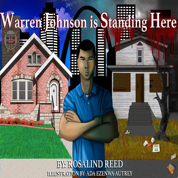 Warren Johnson is Standing Here
